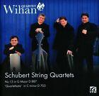 Schubert: String Quartets (CD, Apr-2013, Nimbus Alliance)