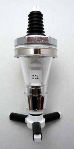 ROYAL Clip Portionierer 3 cl Dosiergerät für 0,7-1,0 Liter Flaschen  Bar