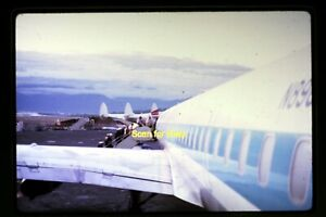 Western-Airlines-Lockheed-Constellation-Aircraft-Tail-in-1968-Orig-Slide-aa-3-3a
