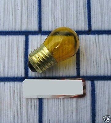 BOX of 25 Clear S11 sign /& night LIGHT BULB 7 /&1//2 WATT 7.5S11 medium 7.5w E26