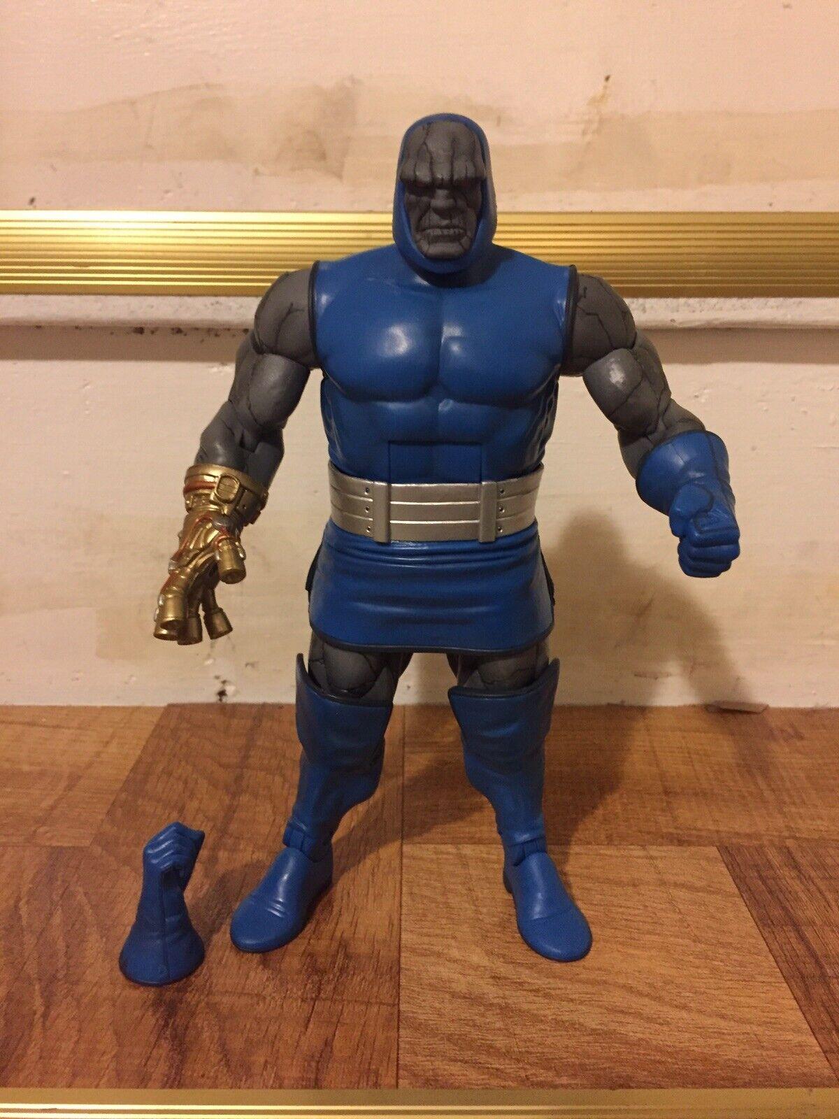 DC Universe Classics New Gods Wave 12 Darkseid BAF Build A Figure 100% Complete