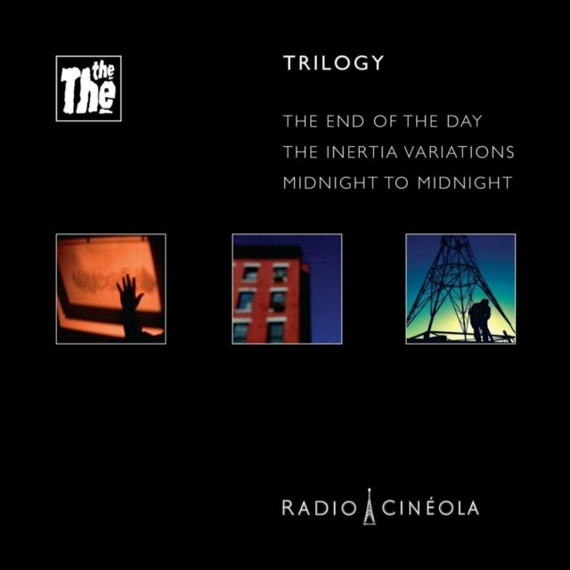 The The - Radio Cineola: Trilogy (NEW 3 x CD BOXED SET)