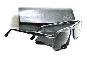3743f58323 Persol Vintage 9649-S 1015 58 Rare Cobalto 55-18 Polarized New ...