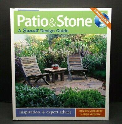 Patio Stone A Sunset Design Guide W Landscape Design Software