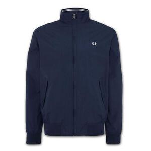 Fred perry harrington jacket blue