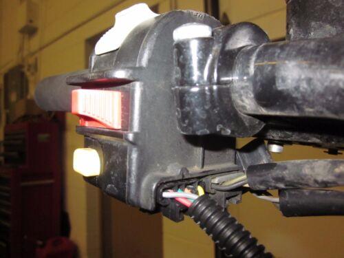 Polaris Scrambler 500 850 1000 LH Handlebar Controls Pigtail Harness 2877772