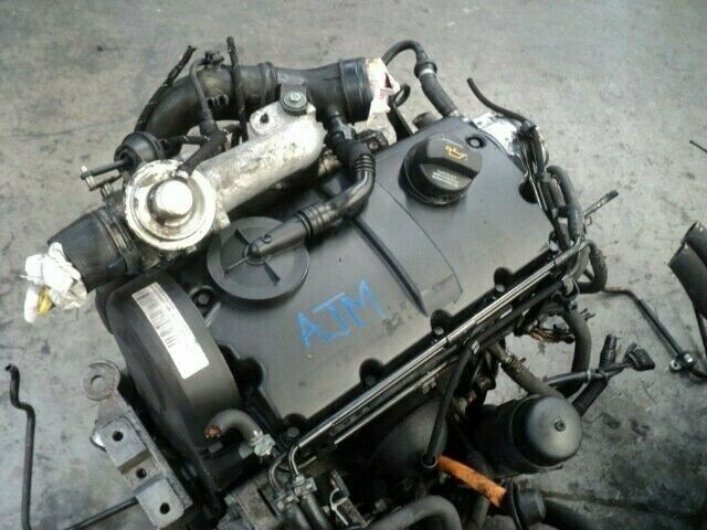 POLO 1.9 TDI 130KW ENGINE (AJM) FOR SALE