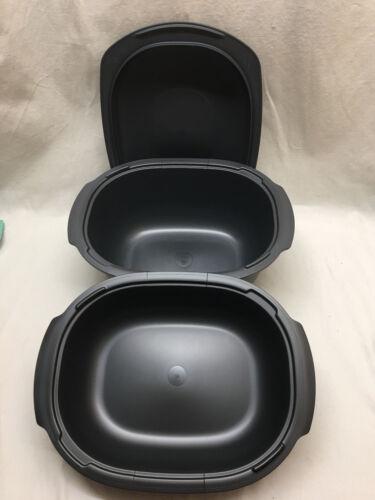 Tupperware K33 AG H30 // H31 UltraPro Kasserrolle 2,0 und 3,5Liter oval Set