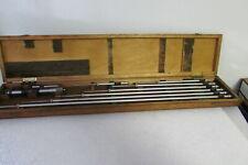 Mitutoyo Inside Micrometer No 141 122 Ims 40 8 40 Standards 001