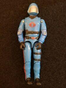 Vintage-G-I-Joe-Cobra-3-75-034-Cobra-Commander-Action-Figure-Loose-Hasbro-1983