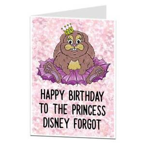 Image Is Loading Happy Birthday Card For Her Women Funny Humorous