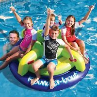 Brand Wahu Pool Party: Round-a-bout - Summer Fun Float Water Toy Roundabout