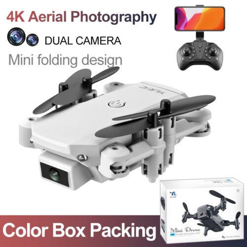 Mini Folding RC Drone 720P Dual Camera Remote Control Quadcopter Helicopter Xmas
