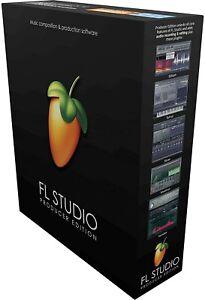 FL Studio 20 Signature + All Plugin Version