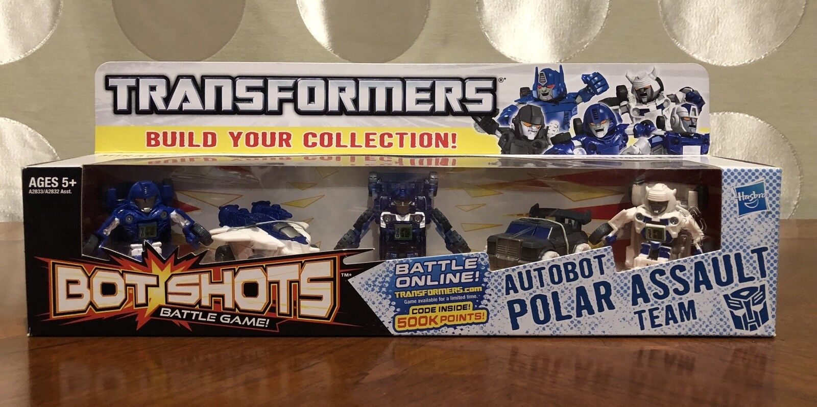 Hasbro Transformers - Botshots Battle Game