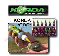 Latest Korda Goo Almond Flavour Goo As Angling Times Review & Other Flavours