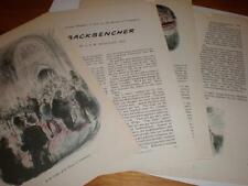 UK Article on life as backbench MP JPW Mallalieu 1948