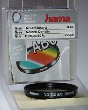 Graufilter  ND2  46mm  Hama vergütet