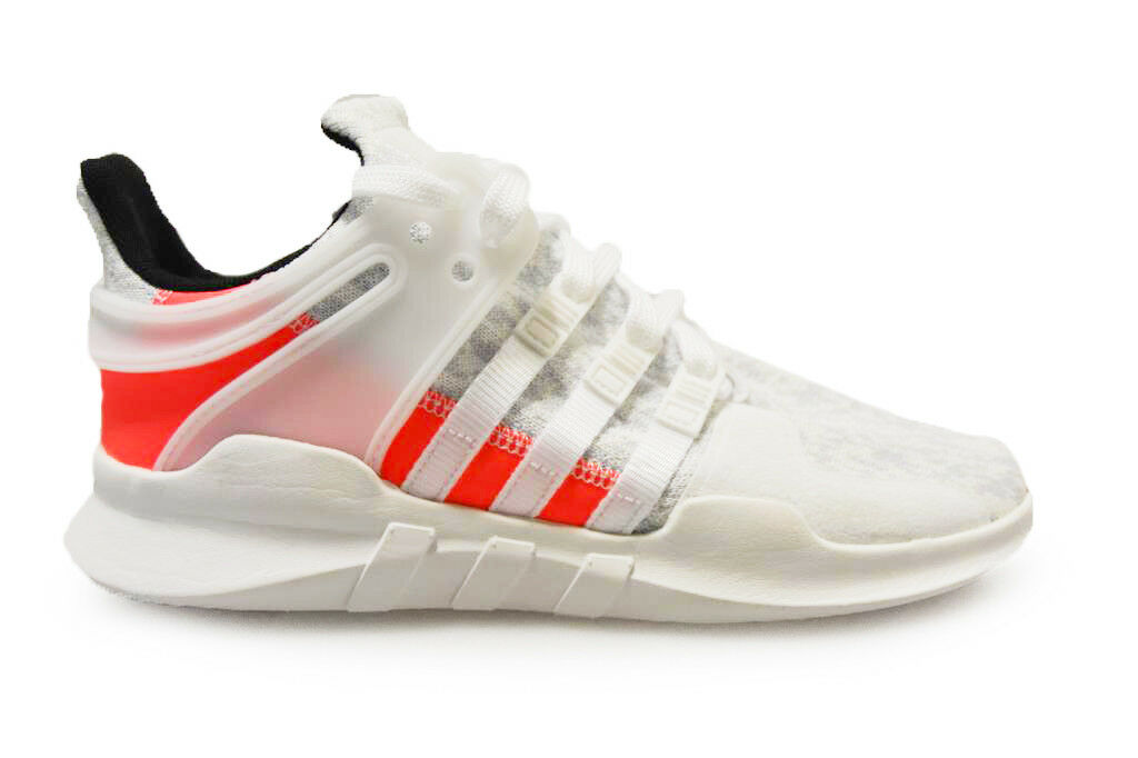 Uomo Adidas Equipment Support ADV EQT  - BB2791 - Weiß Turbo Trainers