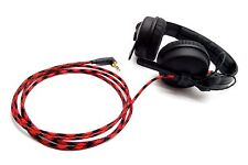 Custom Cans Uber HD25-1 headphones with modded drivers and audiophile cable
