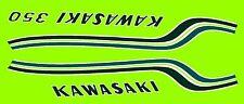 decals kawasaki Big horn 350