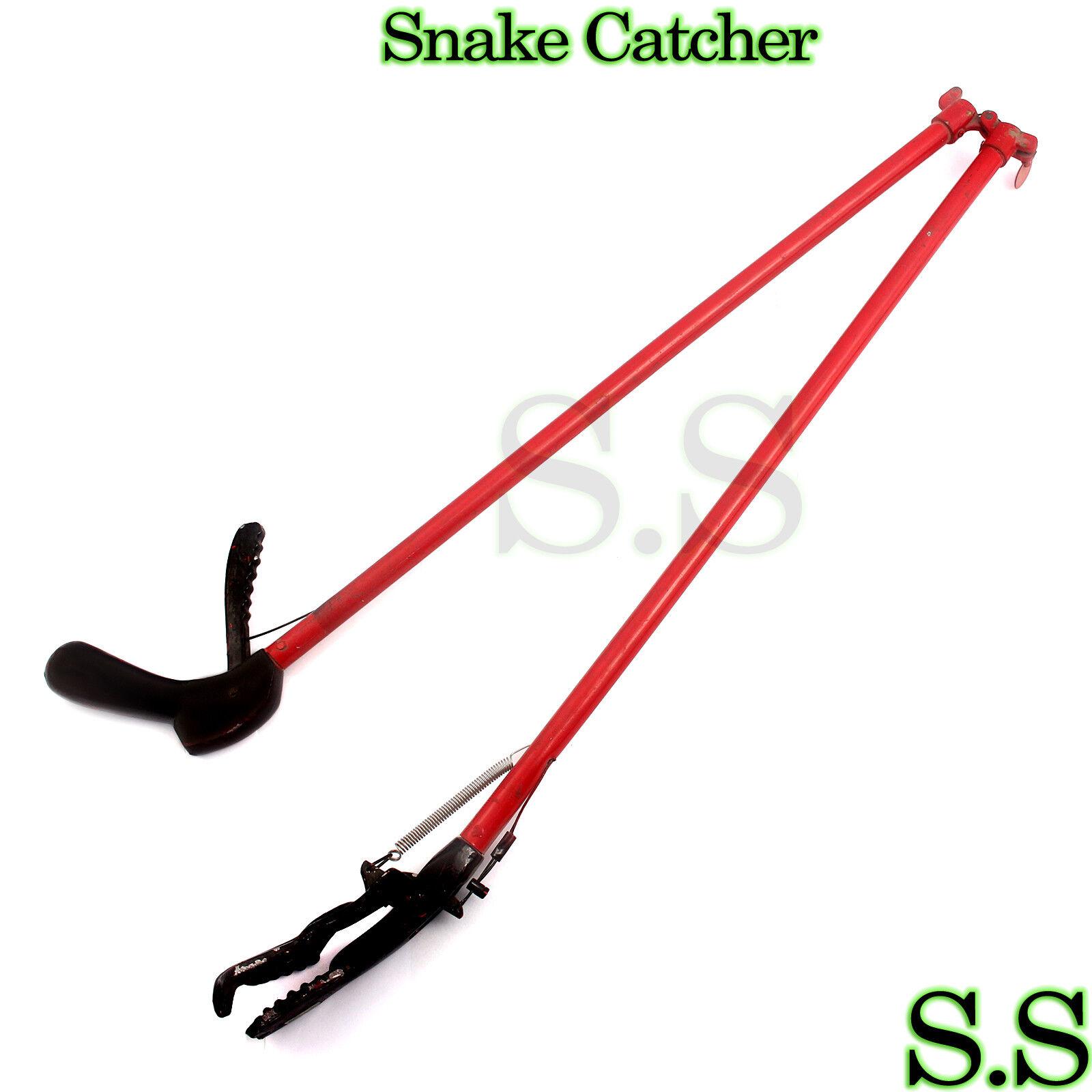 65  Serpente Raccoglitore Bastone  Rattlesnake Raccoglitore & Raccoglitore