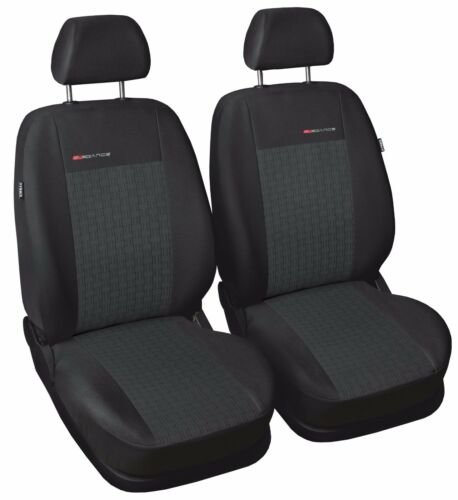 2 X CAR SEAT COVERS front seats covers fit Vauxhall Corsa P1