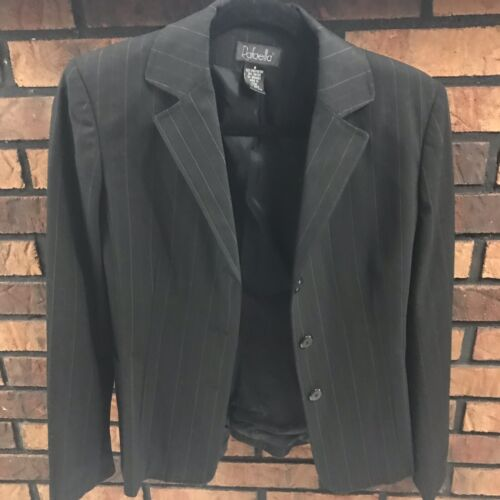 Sz 6  Rafaella Suit Blazer Jacket Womans Business