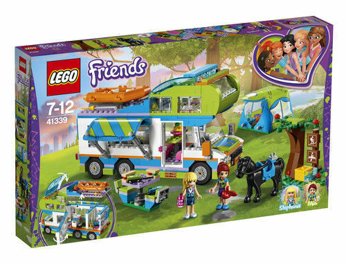 New and Sealed LEGO Friends Mia's Camper Van Set 41339 Fast Postage