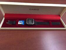Rare Vintage Casio F-300 Digital Watch Made In Japan NOS BRAND NEW!!!