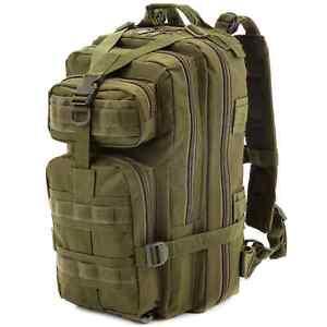 US-Army-Assault-Pack-Rucksack-26-Liter-Kampftasche-Einsatzrucksack-Oliv