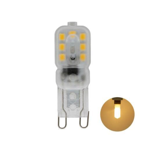 G9 LED Mini Corn Bulb Lamp Light Warm Cool White 3W 5W Replacement Bulb Light