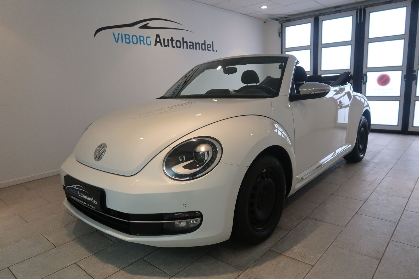 VW The Beetle 1,2 TSi 105 Design Cabriolet 2d