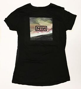 nine inch nails concert t shirts