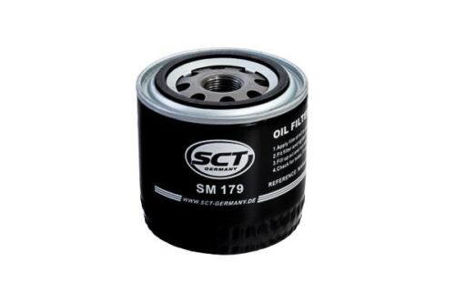 Mazda and Protects Anti Corrosion SCT Germany Oil Filter Fits Ford Rover
