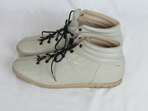 Calico white boots size 8.5