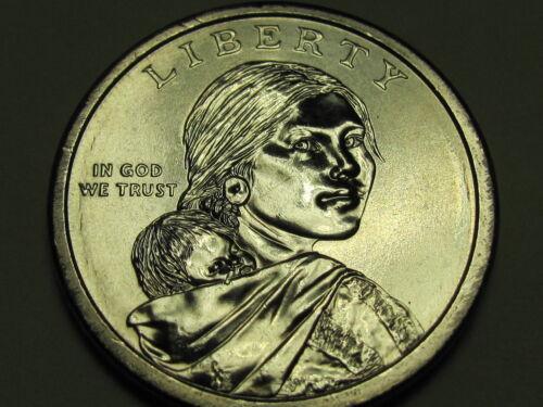 Native American Golden One Dollar Coin Set 2010 P/&D