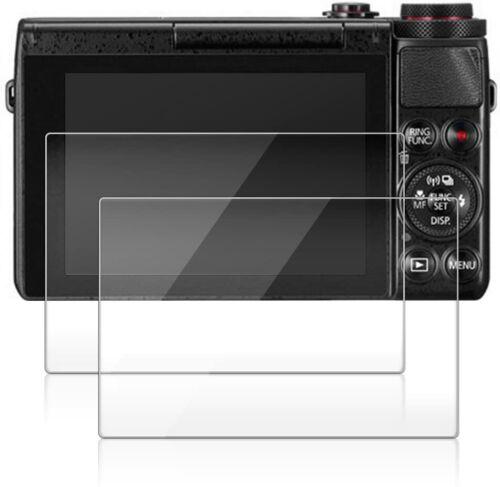 Soft Screen Protector for Canon G7X II Mark 2 Digital Cameras