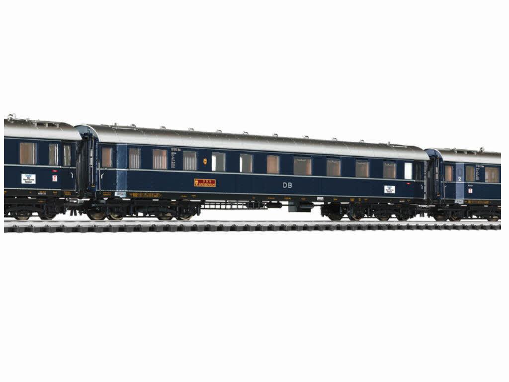 Liliput 330501 3tlg. vagoni-Set dompfeil DB epoca III h0 h0 h0 NUOVO 4c57fa