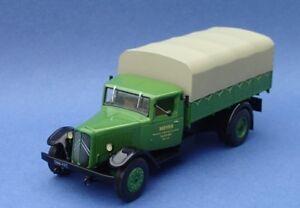 N° 110 Citroen P 45 Transports Meyer À Gerbeviller Camions D'autrefois 1/43 Neuf