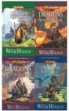 Dragonlance Chronicles: Dragons of Spring Dawning Vol. 3 by Tracy Hickman and Margaret Weis (1999, Paperback)