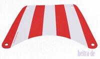 LEGO Piraten - Segel 19x13 Noppen weiss - rot / Cloth Sail Top  sailbb61 NEUWARE
