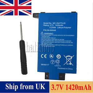 Amazon Kindle PaperWhite 2 6th Gen 2013 E-Reader DP75SDI 2GB WIFI 6in Battery