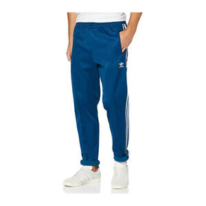 Adidas-Uomo-Pantalone-tuta-completa-Franz-Beckenbauer-Track-Top-Blue-elettrico
