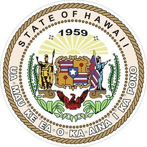 Hawaii-State-Seal-Decals-Stickers