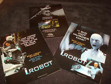 I, ROBOT 3 Oscar ads Will Smith Sonny 'Did not murder him!', Best Visual Effects