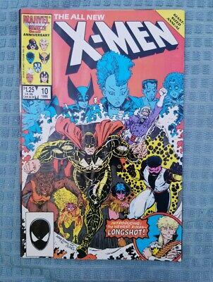 The All New X Men Annual 10 Nm Marvel Comics 1st Longshot X Babies Ebay
