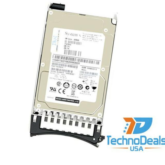 IBM 40K6819 40k6816 73GB 15000 RPM 4Gb FC Festplatte 23r1771 max3073fd HDD