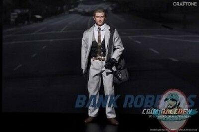 Tactical Vest TB84-18 CRAFTONE 1//6 Bank Robbers Team Leader