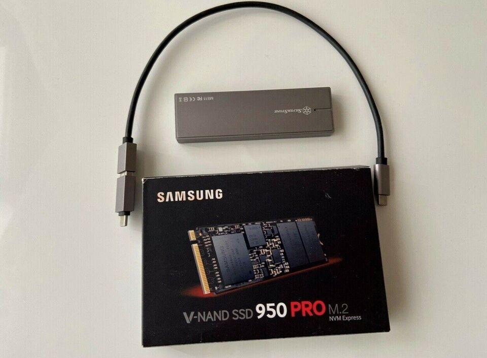 Samsung 950 PRO, 512 GB, Perfekt